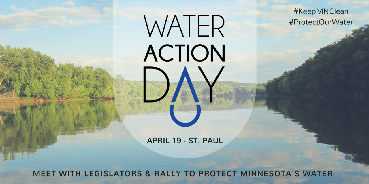 Now more than ever, we need your voice to protect Minnesota's waters.