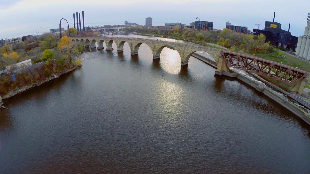 Once a dumping ground, now a national park, the Twin Cities stretch of the Mississippi River is now a national park.