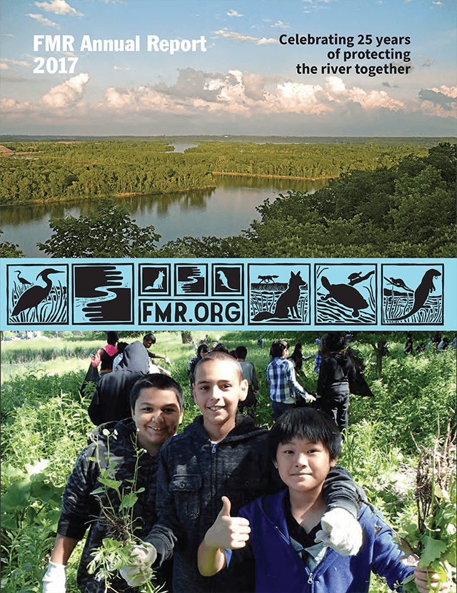 [Image 2017 Annual Report cover]