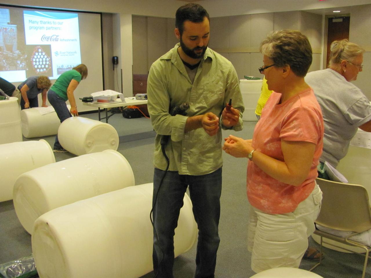 Make and Take Rain Barrel Workshop