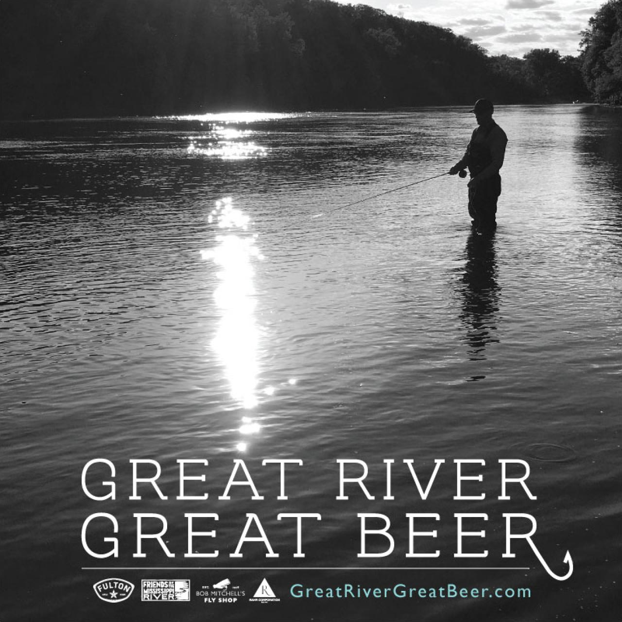 Great River. Great Beer.