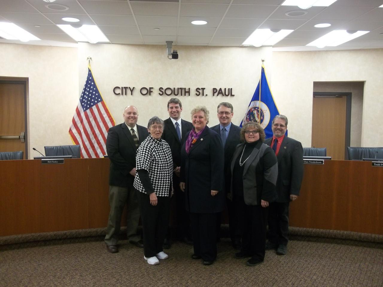 South St. Paul City Council