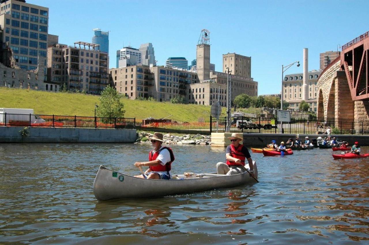 Critical area rules govern land use along the river throughout the Twin Cities metro.