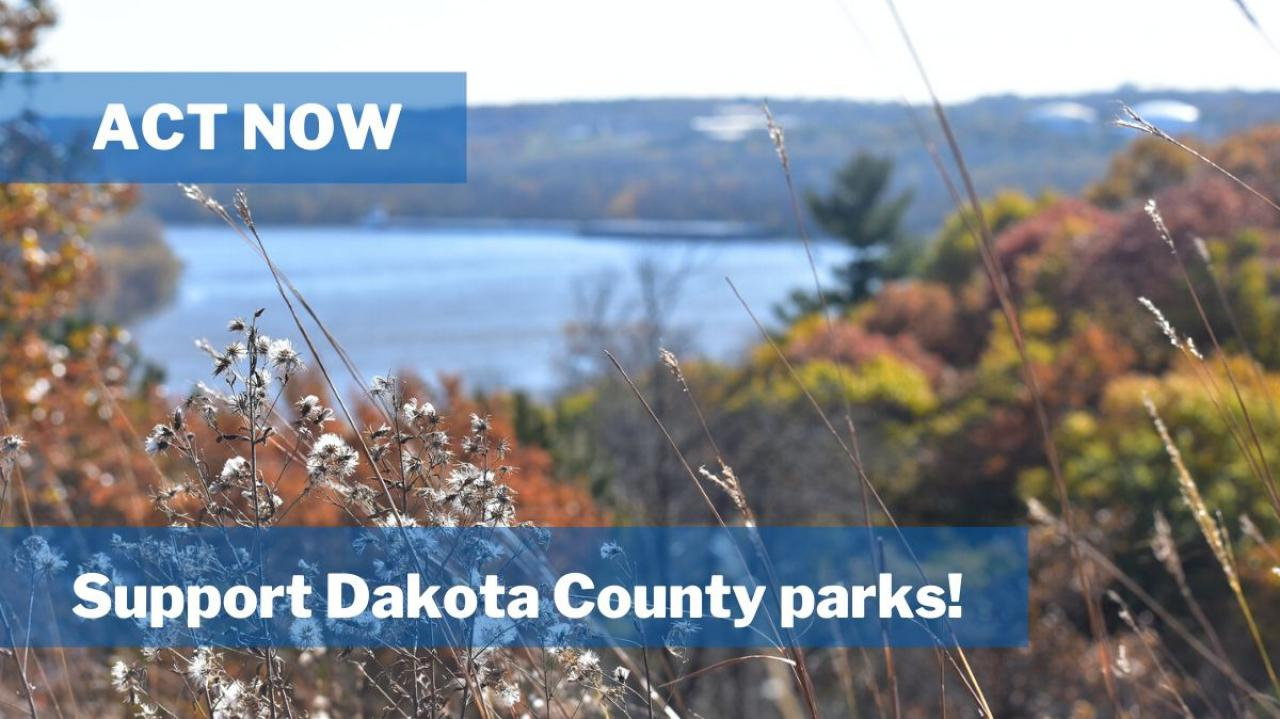 Thank you for helping to protect more natural areas in Dakota County!