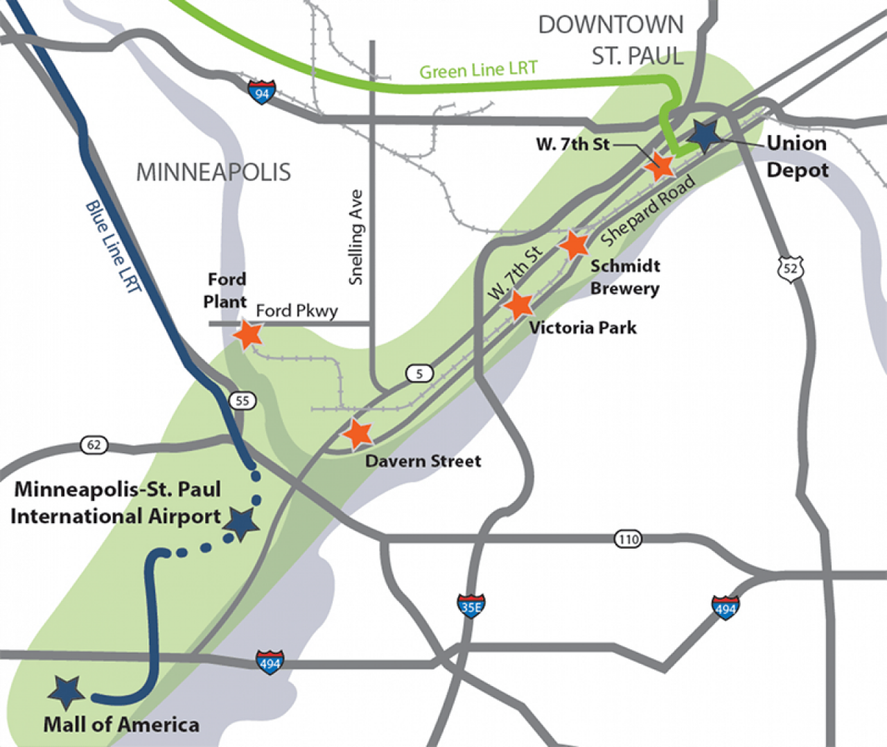 Riverview Transit Corridor