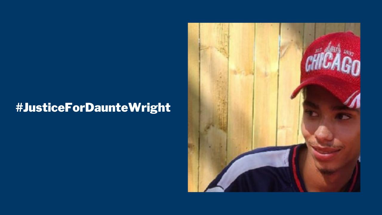 Daunte Wright