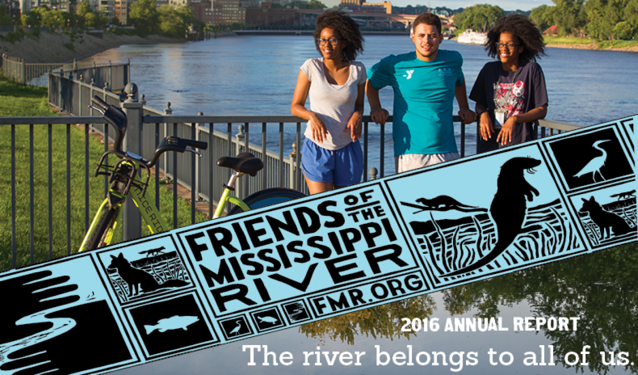 Friends of the Mississippi River annual report