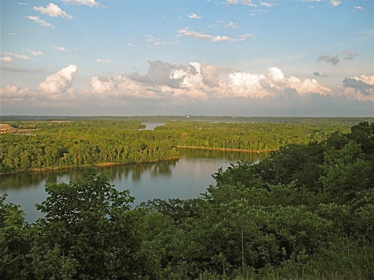 View from Pine Bend SNA by Karen Schik