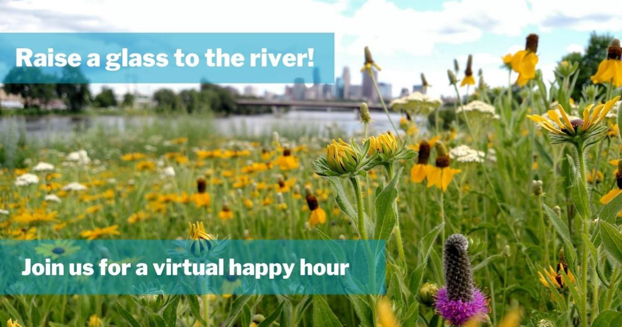 Join us for a virtual happy hour!