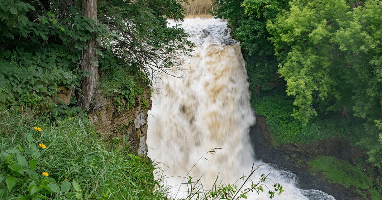 Vermillion Falls Park