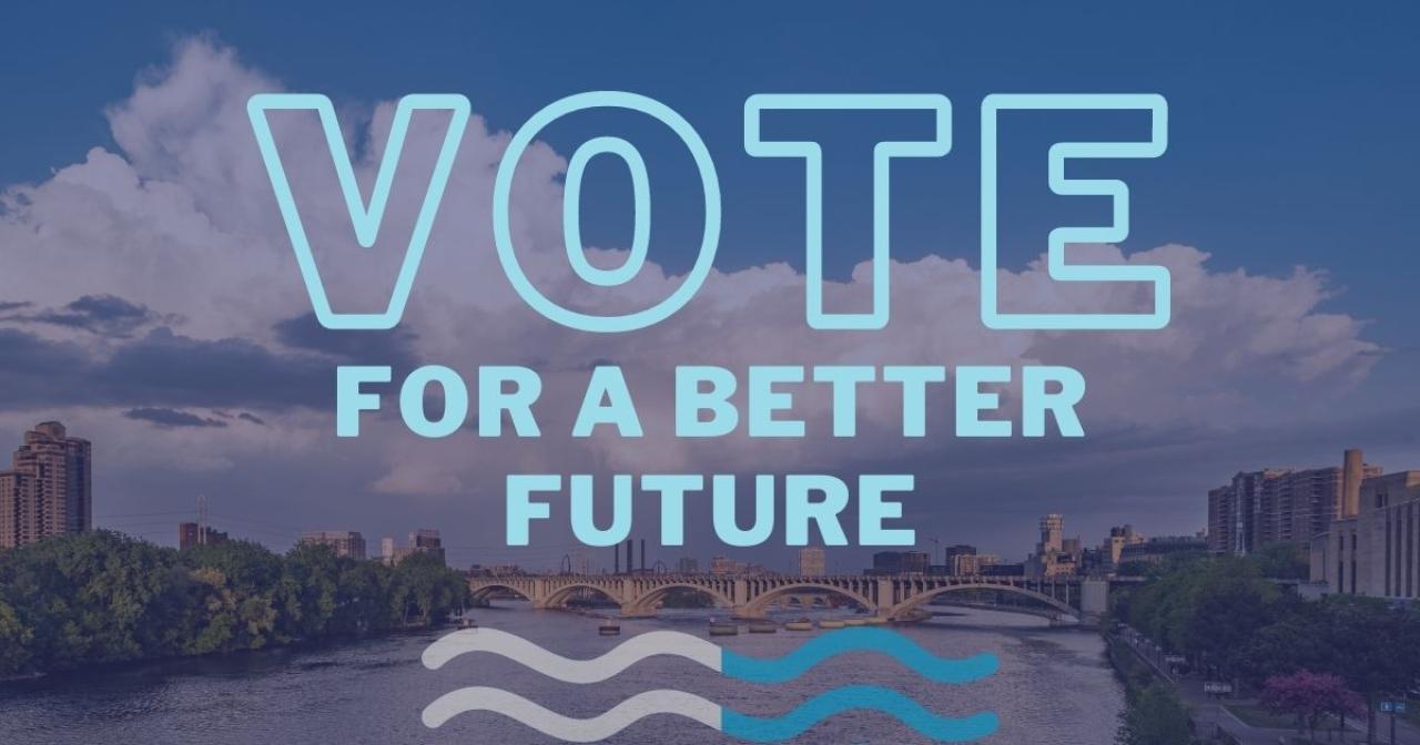 Vote for a better future