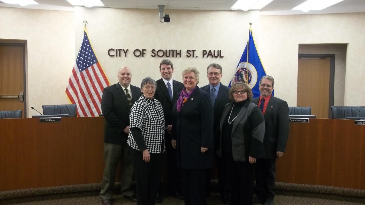South St. Paul City Council
